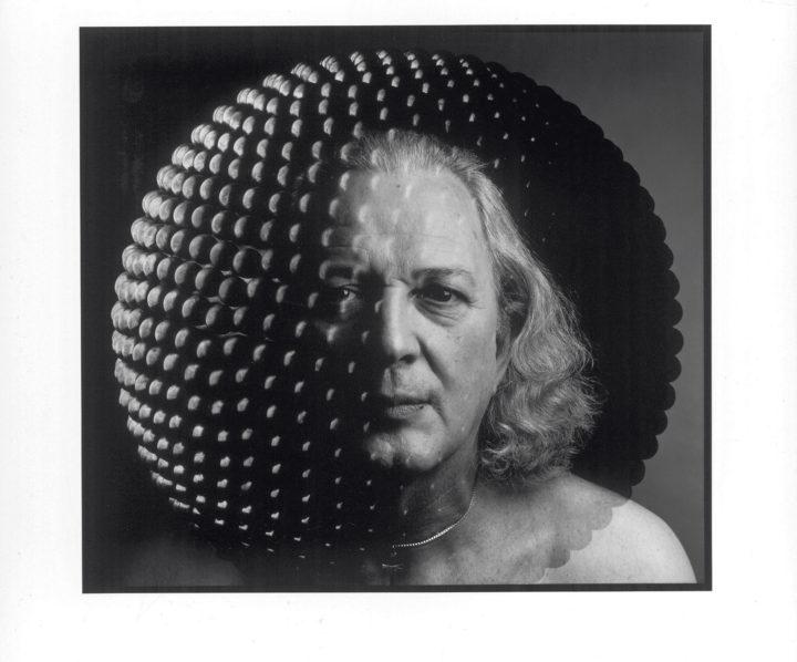 Ferrari portrait with Sphere of Spheres