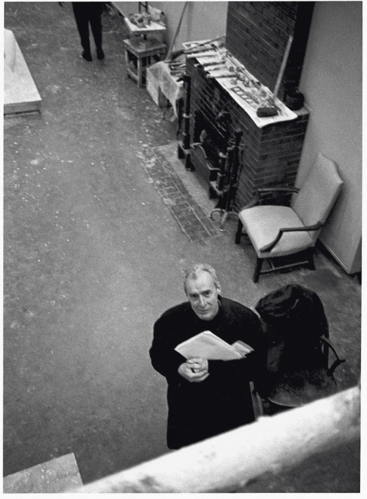 Harold Haydon, director of the Midway Studios