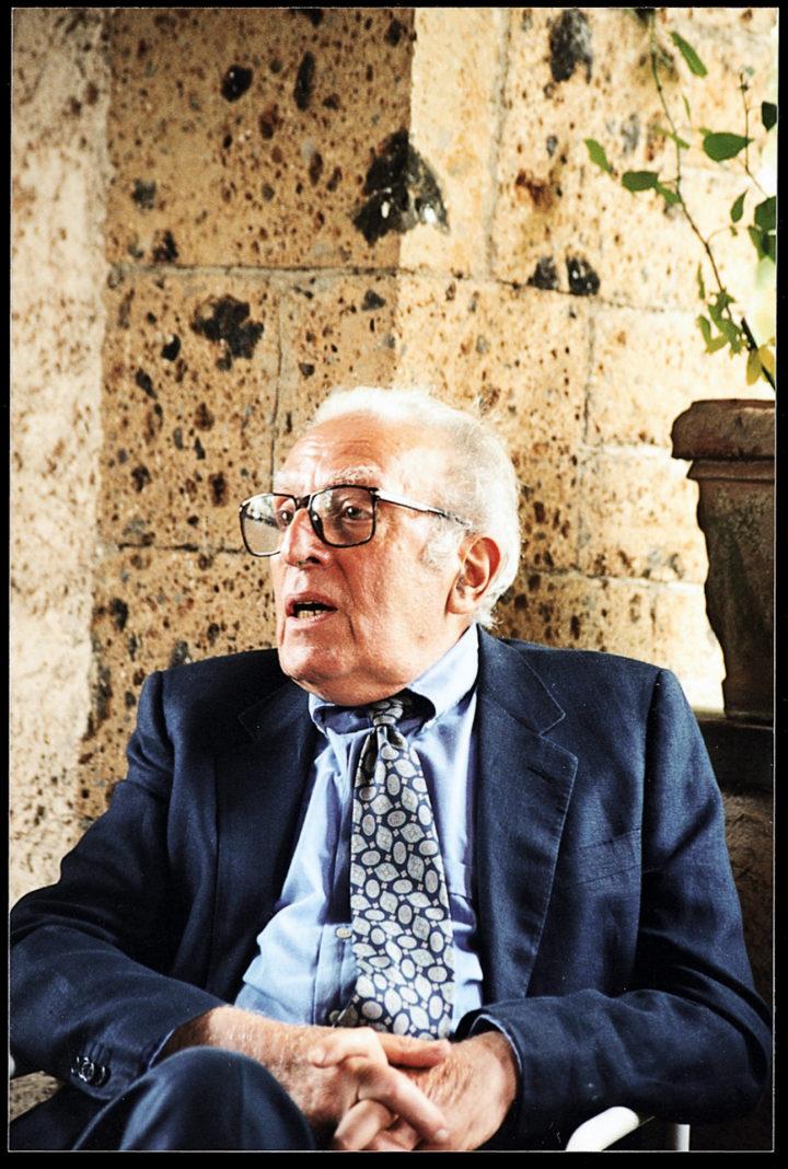 Luigi Malerba, author