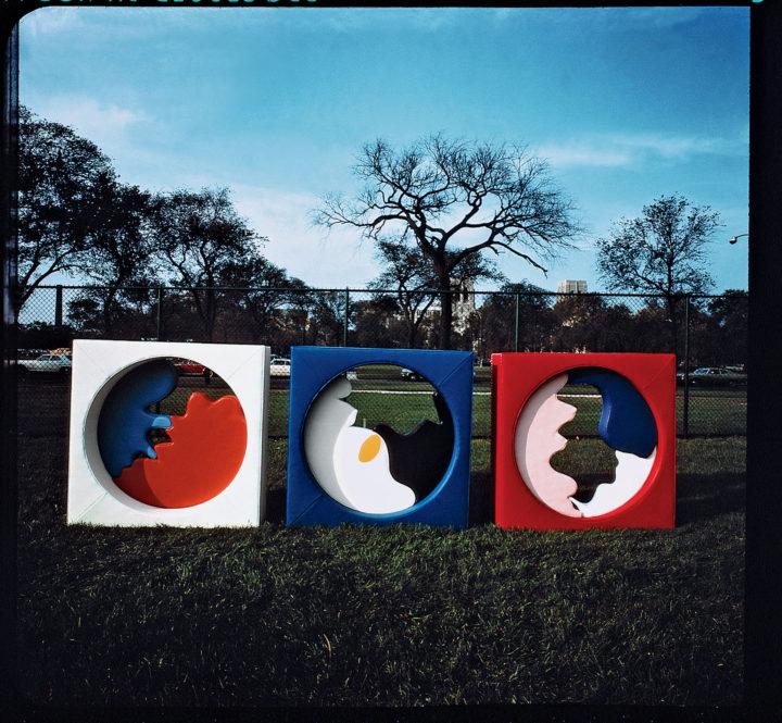 Amore—Love I, II & III