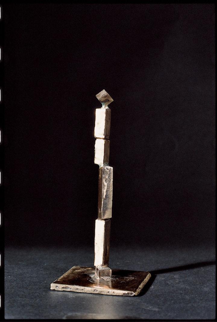 Bronzetto VII