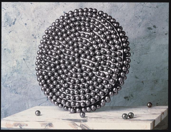 Disc of Spheres