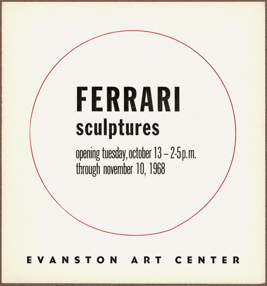 Ferrari Sculptures