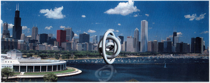Forza—Proposal for the Museum Campus, Chicago, IL