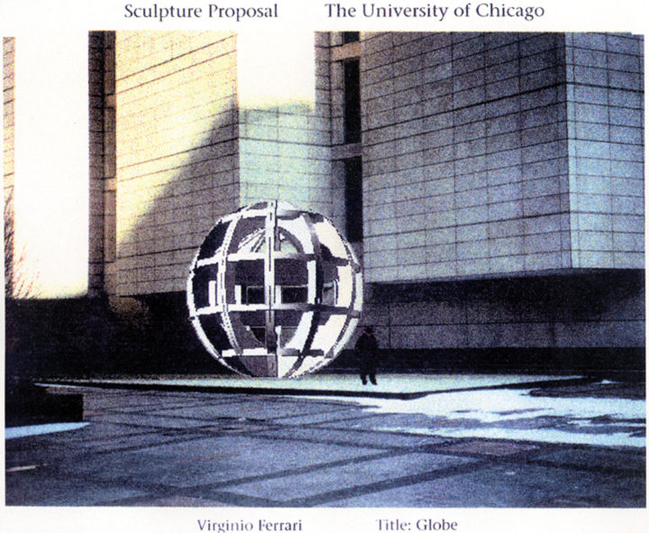 Globo—Proposal for the Gleacher Center, University of Chicago, IL