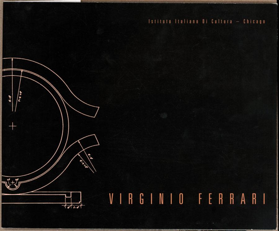 Virginio Ferrari: Joining + New Forms