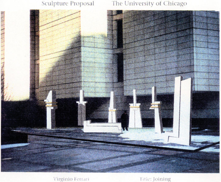 La famiglia—Proposal for the Gleacher Center, University of Chicago, IL