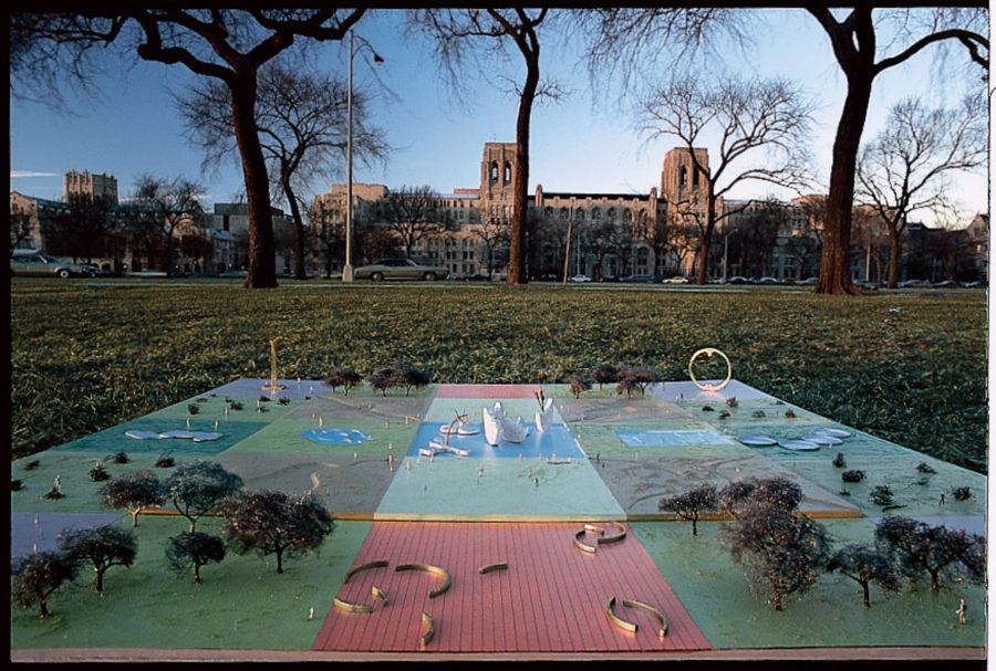 Park Proposal (scale model)