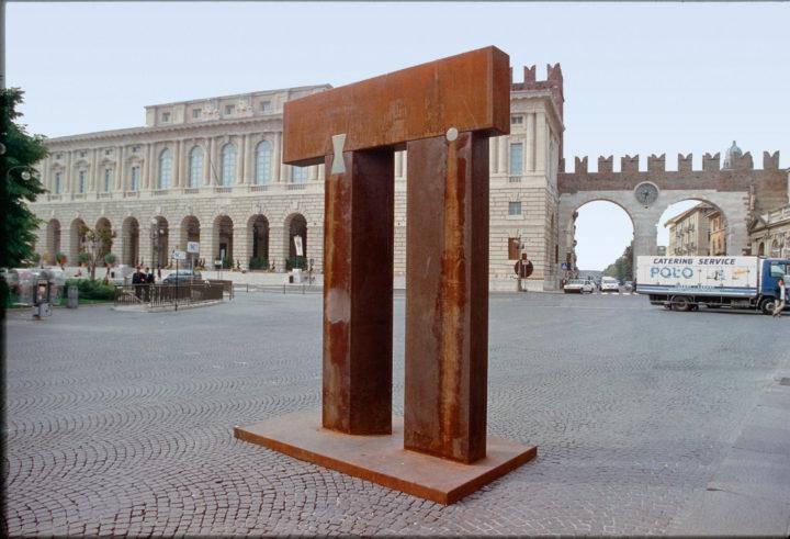 Porta Verona (omaggio all'Architetto Carlo Scarpa)